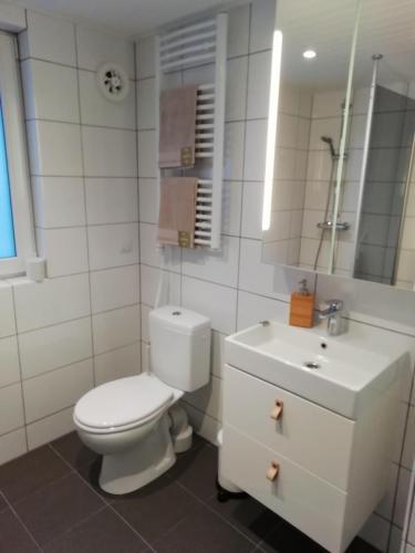 Merikruunu - Kylpyhuone